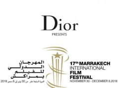 Dior al Marrakech International Film Festival