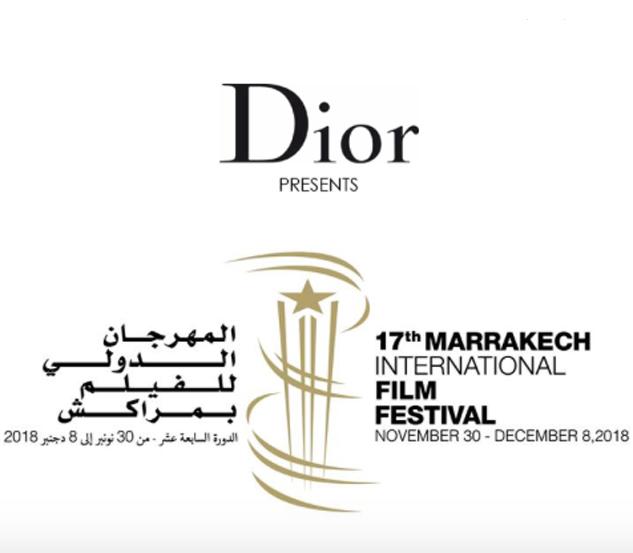 Dior al Marrakech International Film Festival