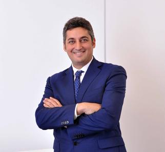 Loprete è direttore vendite di Alès Groupe Italia