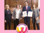 Alès Groupe riceve il Bollino Rosa per la gender Equality