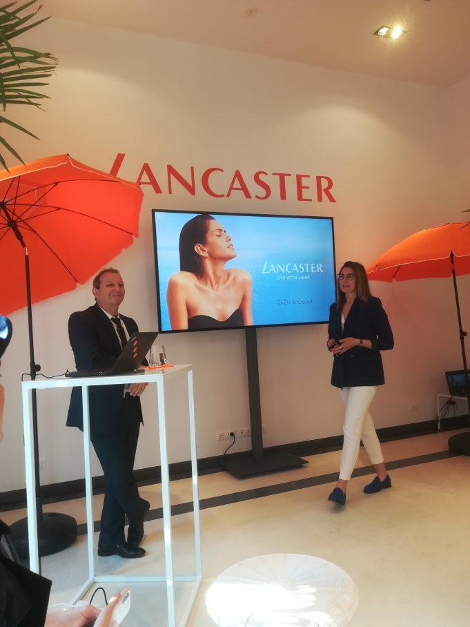 Lancaster presentazione