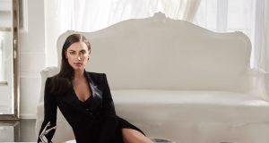 Irina Shayk è il volto di Scandal à Paris