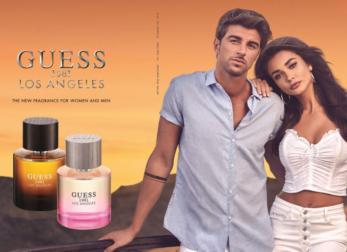 Beauty and Luxury distribuisce Guess