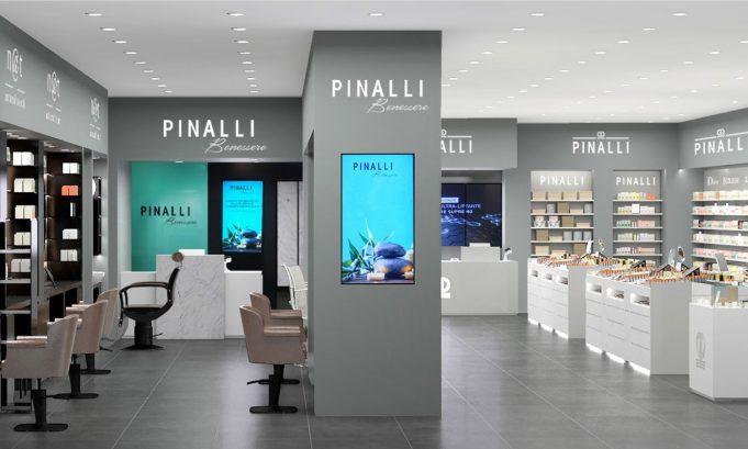 A Busnago apre il primo Pinalli Hair Lab