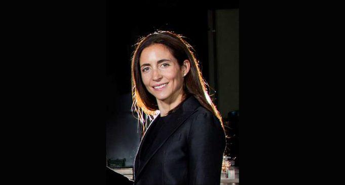 Ambra Martone è presidente di Accademia del Profumo
