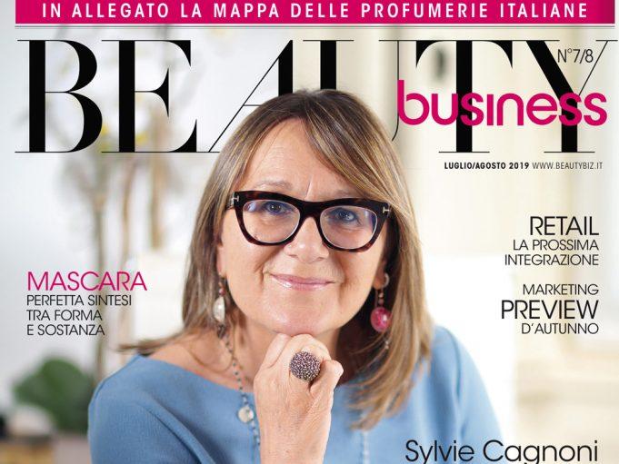 Beauty Business di Luglio/Agosto disponibile in digitale