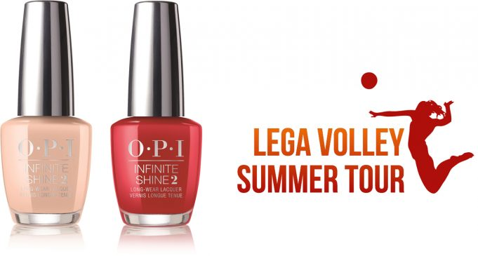 Opi sponsor di Lega Volley Summer Tour 2019