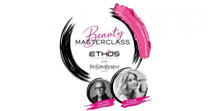 Masterclass con Elena Santarelli per Ethos Profumerie & Ysl Beaute