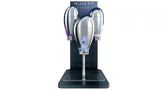 La Source Mugler diventa Mugler Fountain