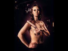 """Grace Lombardo è ambassador della collezione """"Ink On Pink"""""""