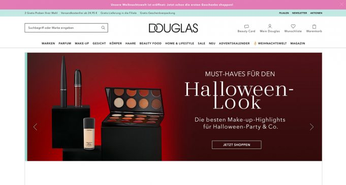 Douglas lancia il marketplace