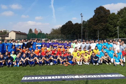 Torna l'Italian Luxury Football Cup