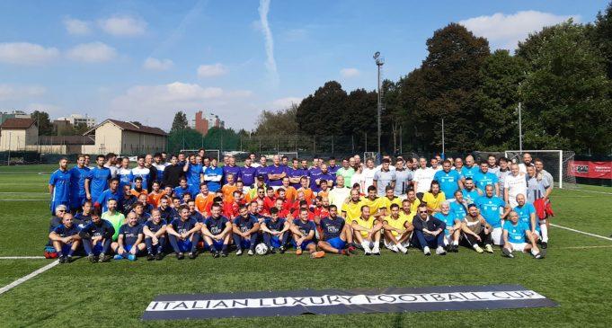 Torna l'Italian Luxury Football Cup