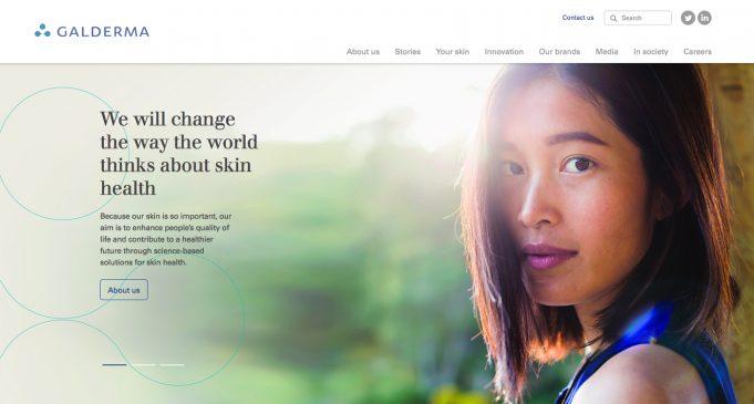 Nestle vende Nestle Skin Health