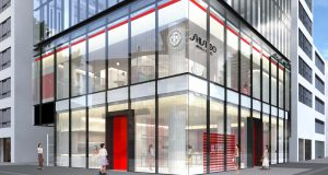 Shiseido aprirà un flagship