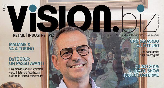 Vision.biz è disponibile in digitale