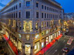 Lo store di Coin Excelsior a Trieste