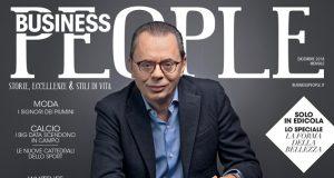 Business People mette in cover Fabio Pampani