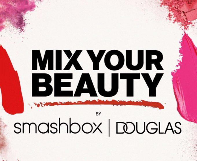 Mix your Beauty by Smashbox e Douglas