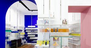 Cale apre a Brera con Histoires de Parfums