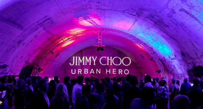 Jimmy Choo lancia Urban Hero