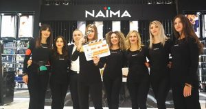 Naima torna in Tv