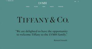 Tiffany & Co. entra nella famiglia LVMH