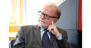 Il responsabile del Centro Studi di Cosmetica Italia, Gian Andrea Positano