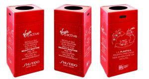 shiseido virgin active