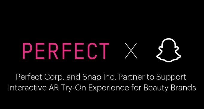 Snapchat Perfect-Corp