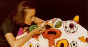 Niki de Saint Phalle The Travelling Companion
