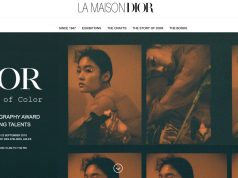 Ritorna il Dior Photography and Visual Arts Award For Young Talents