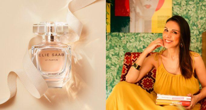 Elie Saab celebra Le Parfum