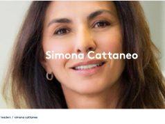 Simona Cattaneo lascia Coty