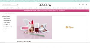 Wakeup Cosmetics Milano entra in Douglas.de