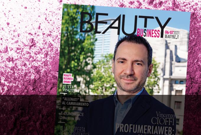 Beauty Business di Giugno/Luglio è disponibile in digitale