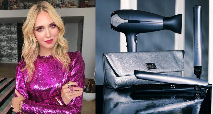 Chiara Ferragni è brand ambassador internazionale di ghd