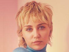 Miley Cyrus volto di Gucci Flora Gorgeous Gardenia