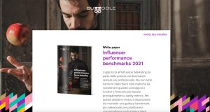 L'Influencer Performance Benchmarks 2021 di Buzzoole