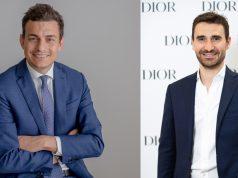 Nuova organizzazione in Parfums Christian Dior