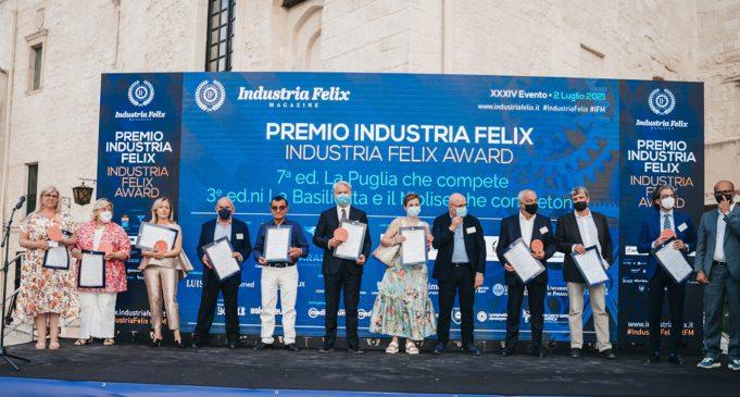 Estasi Profumerie vince il Premio Industria Felix