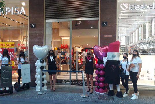 Idea Bellezza apre con Carpisa a Napoli