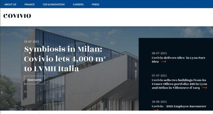 Lvmh Italia cambierà sede