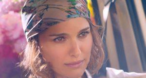 Natalie Portman è Miss Dior Eau de Parfum