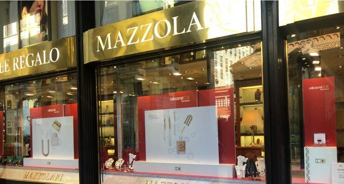 Cellcosmet protagonista da Mazzolari