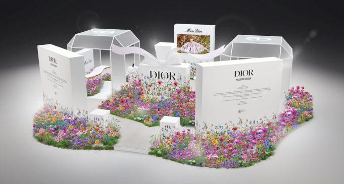 A Milano arriva il Dior Millefiori Garden