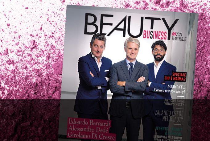 Beauty Business di Agosto/Settembre è disponibile in digitale