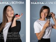 I NaïmAngels testimonial di Biotherm e Lancôme