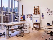 La Prairie per il Piet Mondrian Conservation Project