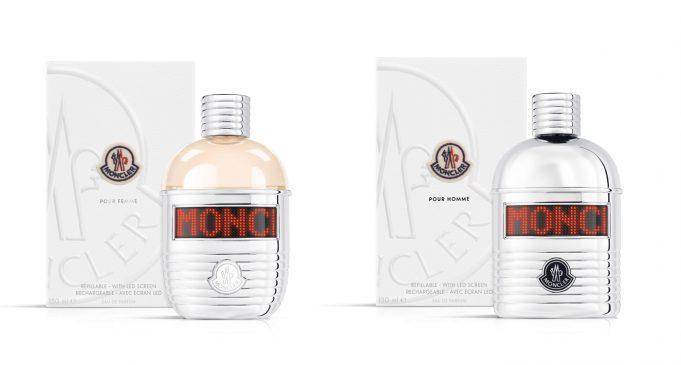 Moncler debutta nelle fragranze